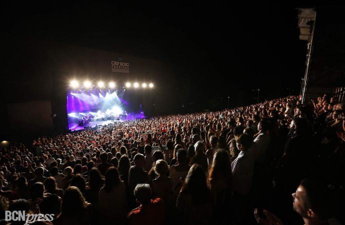Decimoctava edición de El Festival de Cap Roig con récord de asistencia