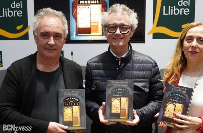 'El obrador de los Prodigios' de Christian Escribà