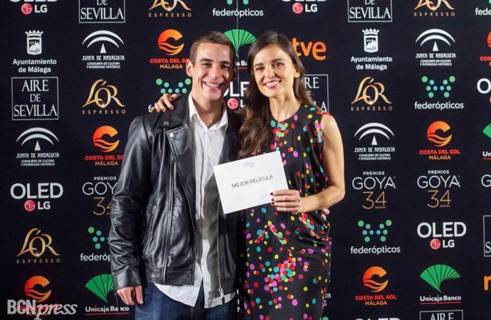 Nominados a los 34 Premios Goya