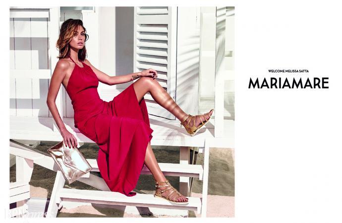 MariaMare ficha a Melissa Satta