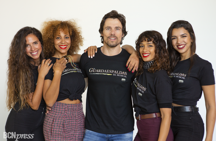 'El Guardaespaldas' con nuevo elenco se va de gira por España