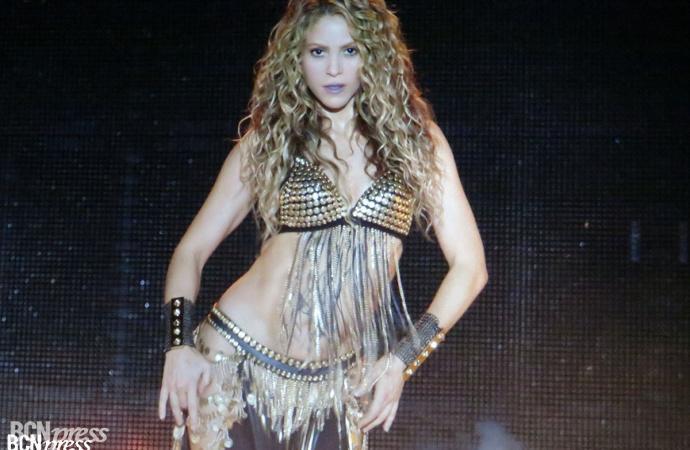 Shakira ha grabado un documental sobre su gira 'El Dorado'