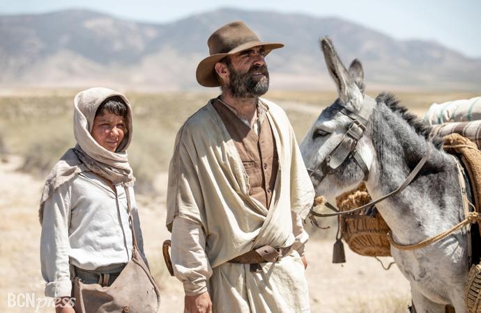 Finaliza el rodaje la cuarta película del director sevillano Benito Zambrano,  'Intemperie'