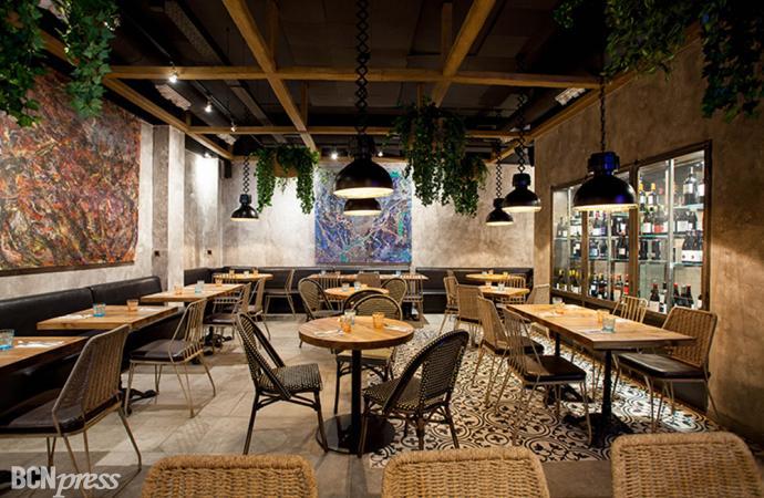 Nuevo restaurante-Cervecería de tapas de Barcelona