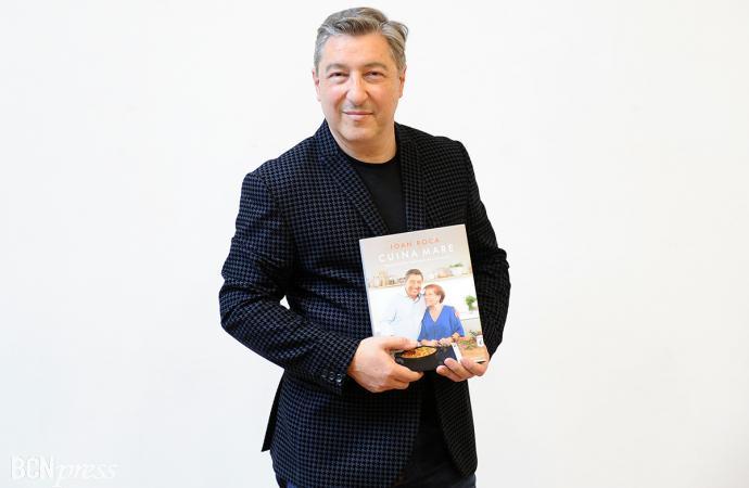 Nuevo libro de Joan Roca 'Cocina Madre'