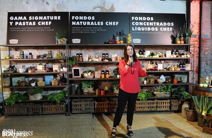 "Nestlé Professional presenta su gama Premiun ""CHEF"""