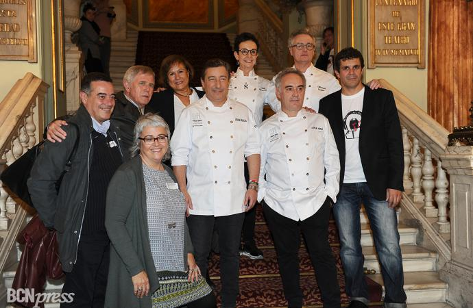 """4ª Edición de """"La Fábrica de menjar solidari: Un día a l'Opera"""""""