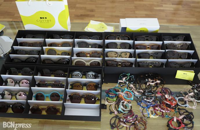 Cottet Barcelona, lanza su propia marca de gafas de sol