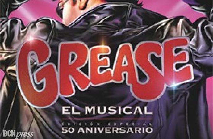 'Grease, El Musical' llegará a Madrid el 2 de octubre