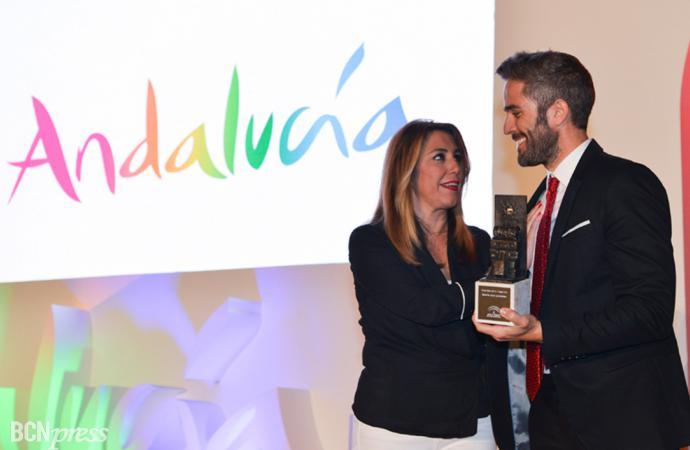 Roberto Leal 'Embajador de Andalucía'