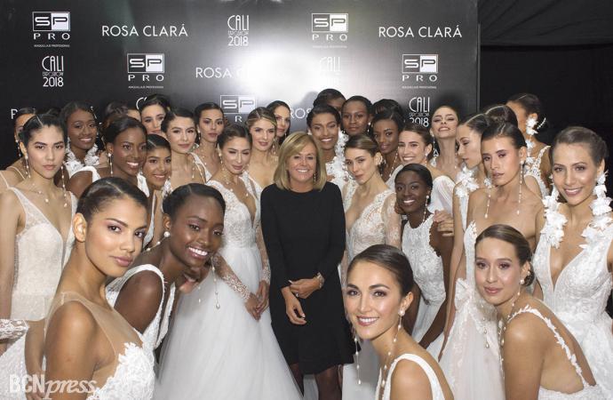 Rosa Clará invitada en la 18ª edición de Cali Exposhow