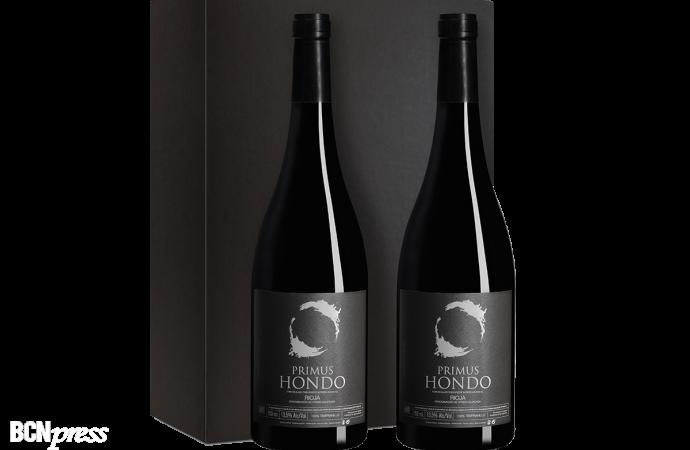Para estas fiestas un buen Rioja natural, elaborado de forma artesanal y edición limitada: Primus Hondo