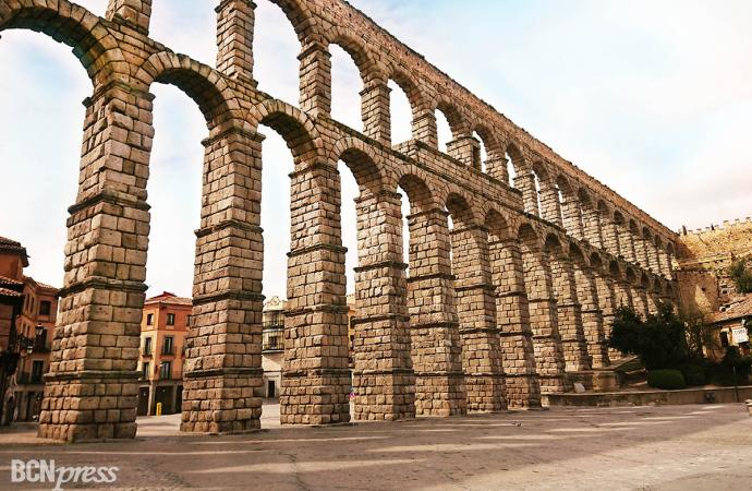 Viaje a Segovia sin salir de casa