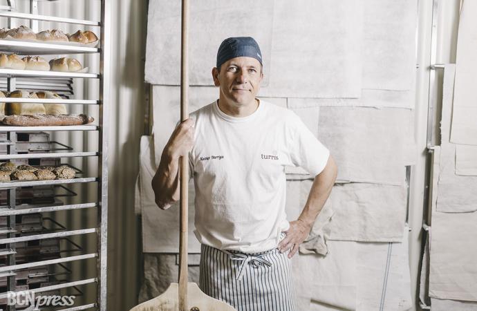 Turris celebra 10 años de buen pan en Barcelona
