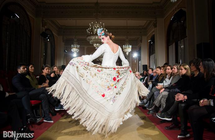 'We love flamenco' lució sus mejores trajes de flamenca