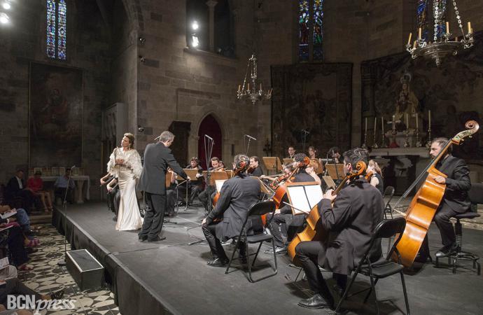 La lírica y la danza estrellas en la 31 edición del Festival Castell de Peralada