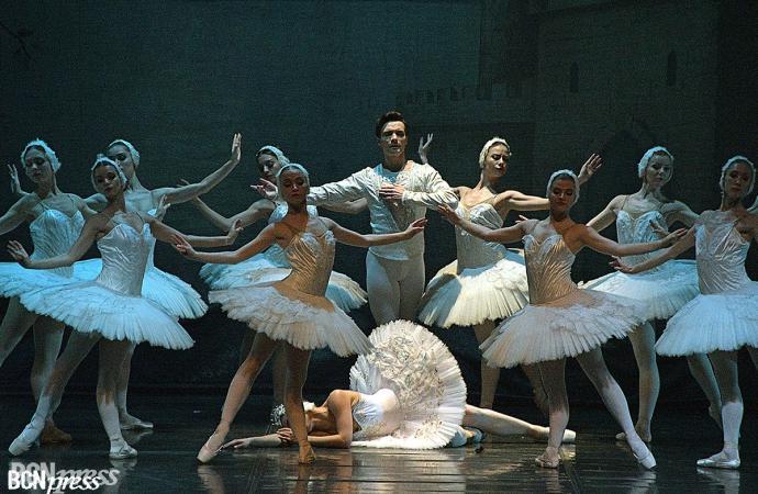 El Ballet de Moscú regresa al Teatro Tívoli de Barcelona