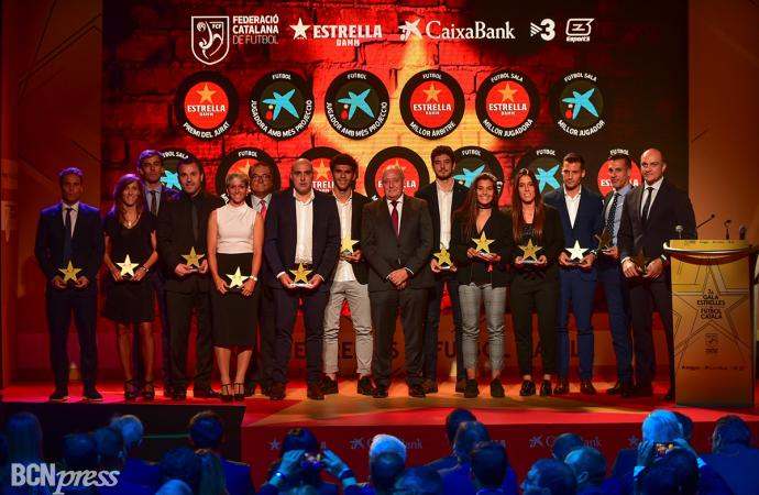 7ª Gala de las Estrellas del fútbol catalán