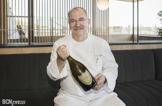 Dom Pérignon presenta su nuevo Blanc Vintage 2009