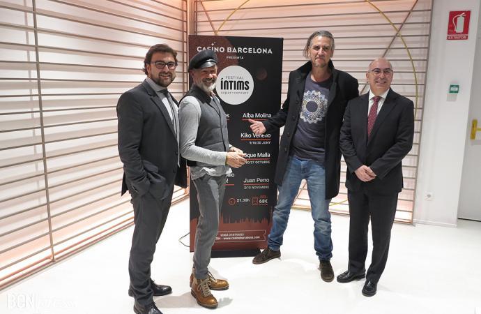 Presentación del II Festival Íntims de Casino Barcelona