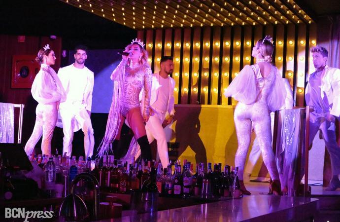 Gatsby es un dinner-show único en Barcelona