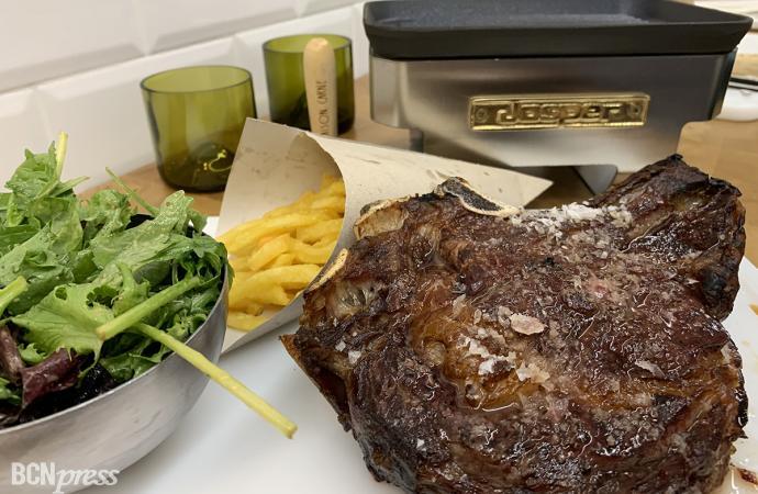 Maison Carne ofrece el Chuletón de 1Kg a precio popular