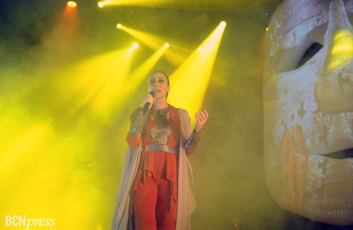 Mónica Naranjo, concierto en Barcelona
