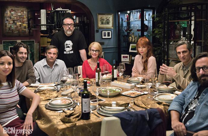 'Perfectos desconocidos' estreno 1 de diciembre