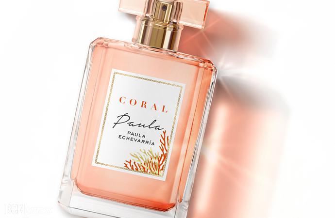 Coral by Paula, nueva fragancia veraniega