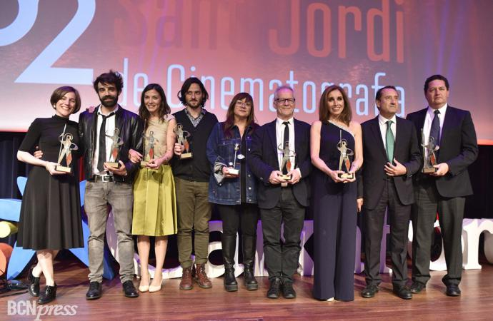 62º edición Premios RNE Sant Jordi de Cinematografía