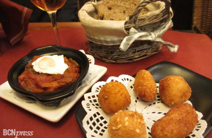Casa Alfonso,  cenas líricas